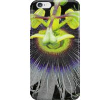 The Tendrils of Passion. iPhone Case/Skin