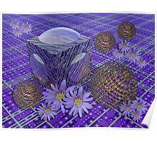 The purple dreamworld Poster