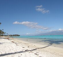 Paradise in Polynesia by JoshDrez