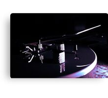 Peavey with a cooling filter Canvas Print