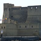 Castel Dell'Ovo, Bay of Naples by BronReid