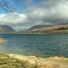 Buttermere ..April Sunshine by Jamie  Green
