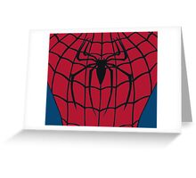 Your friendly neighbourhood Spider-Man Greeting Card