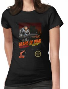 "Gears Of War ""Retrofied"" Womens Fitted T-Shirt"