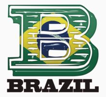 B is for Brazil by kmercury