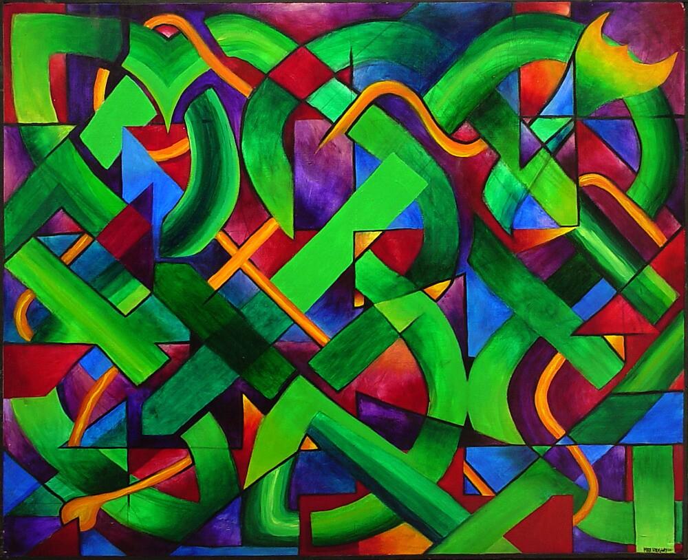 Reptangle 1 by Matt Ridgway