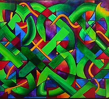 Reptangle 1 by Matt Ridgway