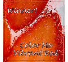 Challenge Winner! Photographic Print