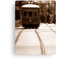 Means Of Transportation ~ Part Two Canvas Print