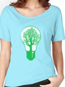 Clean Power Women's Relaxed Fit T-Shirt