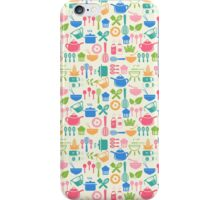 Cooking Utensils  iPhone Case/Skin