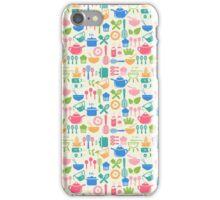 Cooking Utensils  iPhone Case/Skin