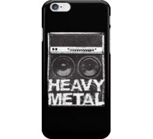 Heavy Metal iPhone Case/Skin