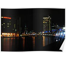 Crown Towers - Crown Casino Poster