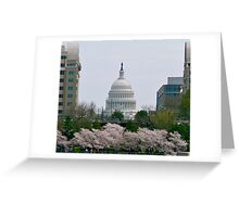 Capitol Greeting Card