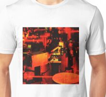 Red universe. Unisex T-Shirt