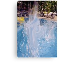 SPLASH 5 Canvas Print