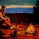 Camp Coffee #1 by Susan Bergstrom