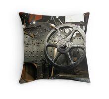 Engineous 2 Throw Pillow
