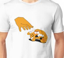 Scary gamepad Unisex T-Shirt