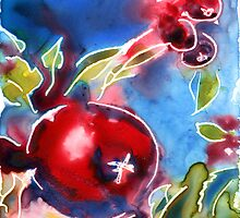 Apple of Your Eye by Yevgenia Watts