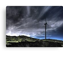 Nature's Energy Canvas Print