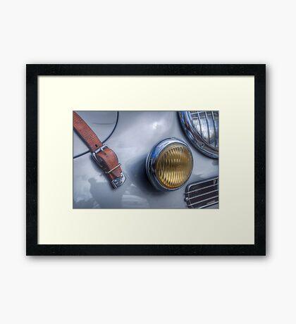 Roadster Framed Print