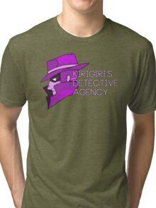 Kirigiri's Detective Agency Tri-blend T-Shirt