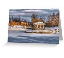 Onondaga Park -1 Greeting Card