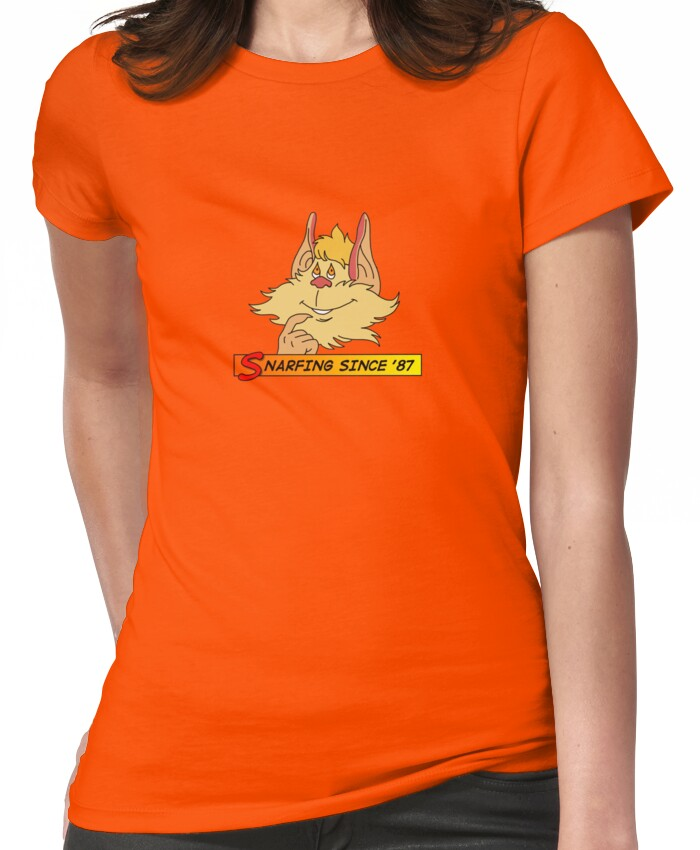 Snarfing since '87 (Thundercats) Women's T-Shirt