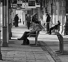 Waiting by photoshotgun