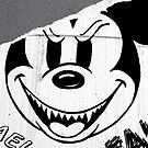 Evil Micky Mouse by Roy Salter