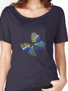 Mosaic butterfly Women's Relaxed Fit T-Shirt