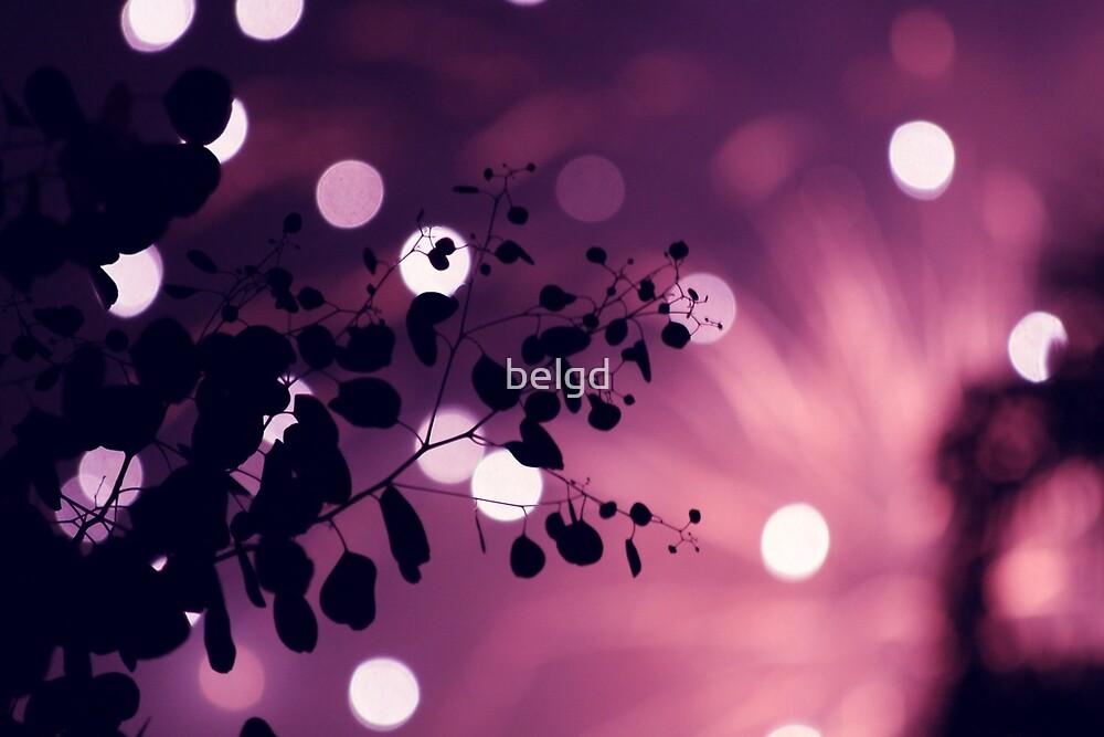 Silhouette by maribel gomez