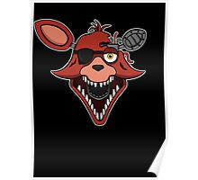 Five Nights at Freddy's 2 - Foxy Poster