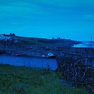 Craster & Dunstanburgh by WatscapePhoto