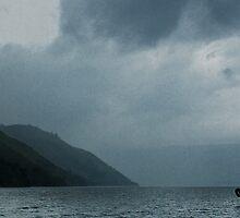 Last Ferry by Alexander  Mieszkowski