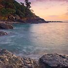 Coromandel Coast dusk by Paul Mercer