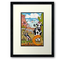 Do You C What I C? Framed Print