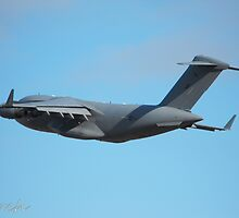 Royal Air Force C17  by lerch