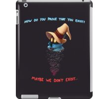 The Existential Mage iPad Case/Skin