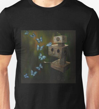 A Little Curiosity Unisex T-Shirt