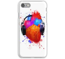 No Music - No Life iPhone Case/Skin
