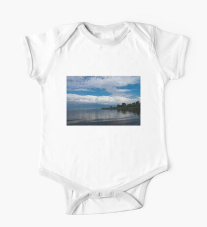 A Perfect Summer Day - Lake Ontario in Toronto, Canada One Piece - Short Sleeve