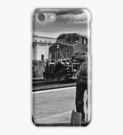 RR Memorial iPhone Case/Skin