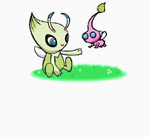 Celebi meets Flying Pikmin Unisex T-Shirt