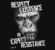 VeganChic ~ Respect Existence Unisex T-Shirt