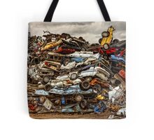 The End of the Road Tote Bag