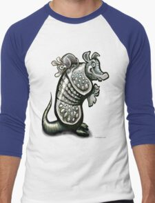 Daddy Dillo Men's Baseball ¾ T-Shirt