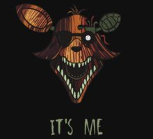 Five Nights at Freddy's - Phantom Foxy - It's Me by Kaiserin